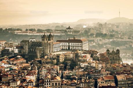 ポルト旧市街の素材 [FYI00249727]