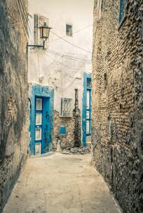 ケルアン旧市街の素材 [FYI00249739]