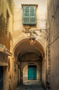 チュニス旧市街の素材 [FYI00249763]