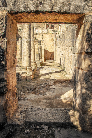 ドゥッガ遺跡の素材 [FYI00249764]