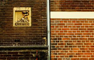 アムステルダム旧市街の素材 [FYI00249830]