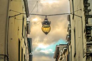 ブリュッセル旧市街の素材 [FYI00249837]