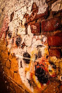 ベルリンの壁の素材 [FYI00249847]