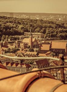 グダンスク旧市街の素材 [FYI00249872]