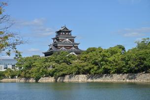 広島城の写真素材 [FYI00250812]