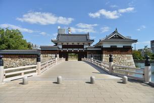 広島城の写真素材 [FYI00250813]