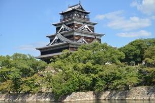広島城の写真素材 [FYI00250815]