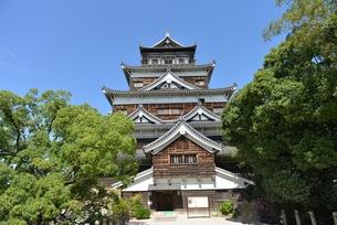 広島城の写真素材 [FYI00250816]