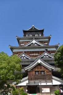 広島城の写真素材 [FYI00250820]