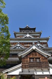広島城の写真素材 [FYI00250822]