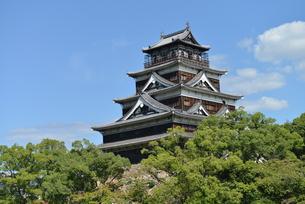 広島城の写真素材 [FYI00250823]