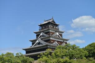 広島城の写真素材 [FYI00250832]