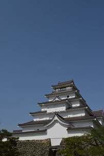 鶴ヶ城の素材 [FYI00250841]