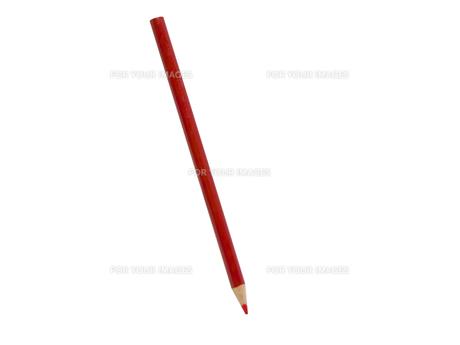 赤鉛筆の写真素材 [FYI00250856]
