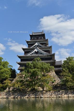 広島城の素材 [FYI00250863]