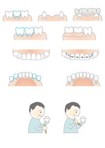 歯と健康の写真素材 [FYI00250869]