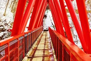 RED BRIDGEの写真素材 [FYI00251289]