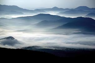 大雪山の朝の写真素材 [FYI00251387]