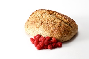 手作りパンの写真素材 [FYI00252641]