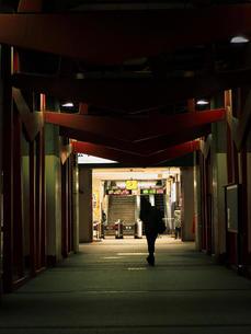 深夜出勤の写真素材 [FYI00253386]