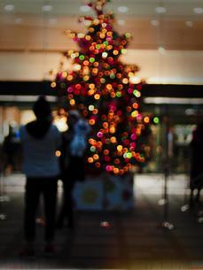 クリスマスツリー0の写真素材 [FYI00253392]