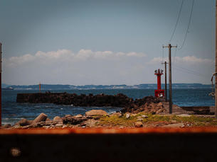 海0の写真素材 [FYI00253393]