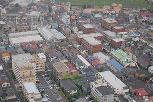 高層からの眺め①の写真素材 [FYI00253408]