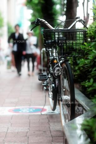 自転車2の写真素材 [FYI00253415]