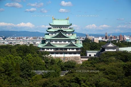 名古屋城の素材 [FYI00254304]