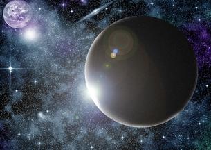 惑星の写真素材 [FYI00254804]