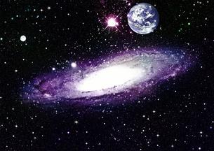 星雲の写真素材 [FYI00254811]