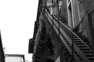 階段の写真素材 [FYI00254836]