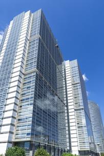 品川インターシティの高層ビルの素材 [FYI00254959]