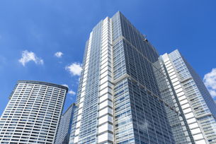 品川インターシティの高層ビルの素材 [FYI00254963]
