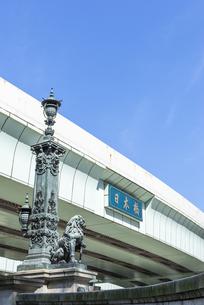 日本橋の写真素材 [FYI00255169]