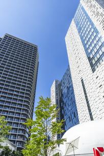 新宿イーストサイドの写真素材 [FYI00255183]