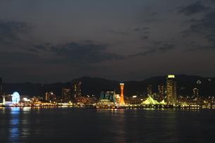 神戸夜景の写真素材 [FYI00255215]