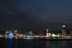 神戸夜景の写真素材 [FYI00255216]