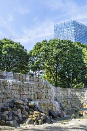 新宿中央公園の素材 [FYI00255237]