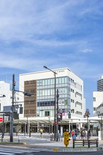 東中野駅の写真素材 [FYI00255242]