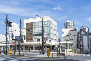 東中野駅の写真素材 [FYI00255247]