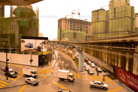マレーシア建設中の写真素材 [FYI00255296]