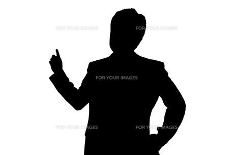 ビジネスマンの写真素材 [FYI00255362]