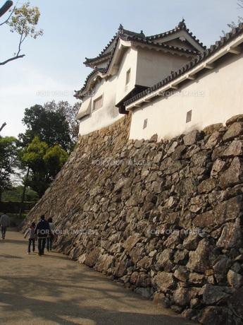 姫路城の写真素材 [FYI00255387]