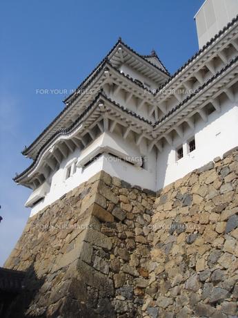 姫路城の写真素材 [FYI00255392]