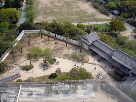 姫路城の写真素材 [FYI00255406]