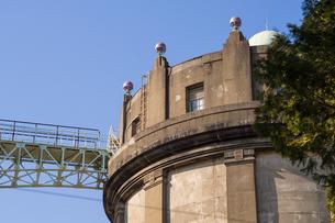 駒沢給水塔の写真素材 [FYI00255753]