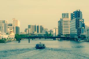 天王洲エリアと新東海橋の写真素材 [FYI00255911]