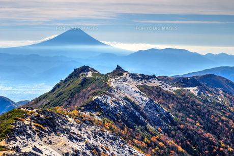 富士山の写真素材 [FYI00256075]