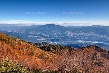 八ヶ岳の写真素材 [FYI00256083]